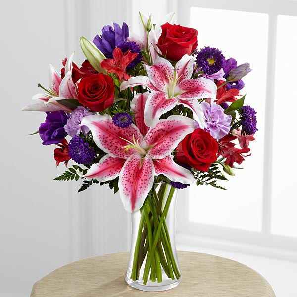 A Stunning Beauty Bouquet Judy S Village Flowers