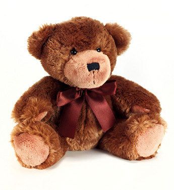 10_ Chocolate Brown Bear