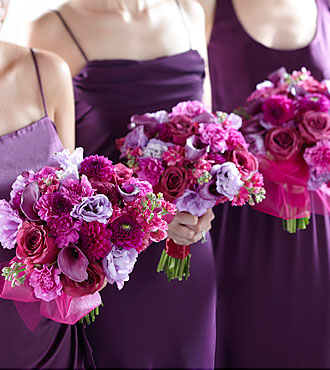 The FTD Bridesmaid's Garden Bouquet