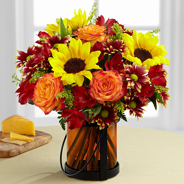 Ftd fall flowers all over thin
