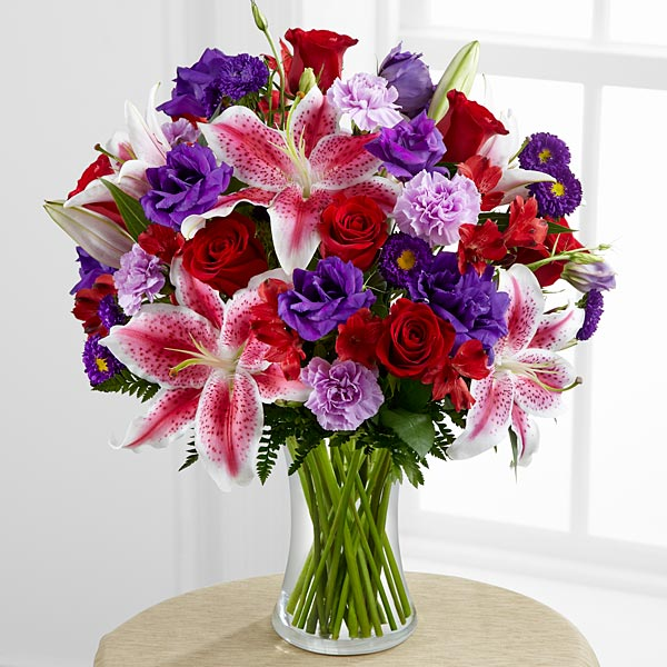 Bouquet Of Flowers: A Stunning Beauty Bouquet