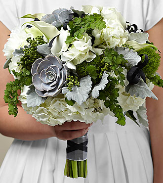 The FTD Sweet Innocence Bouquet