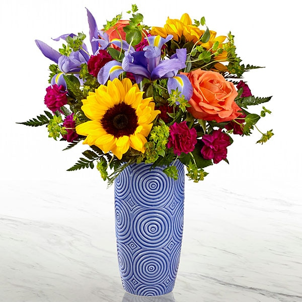 The FTD® Touch of Spring® Bouquet   Judy\'s Village Flowers